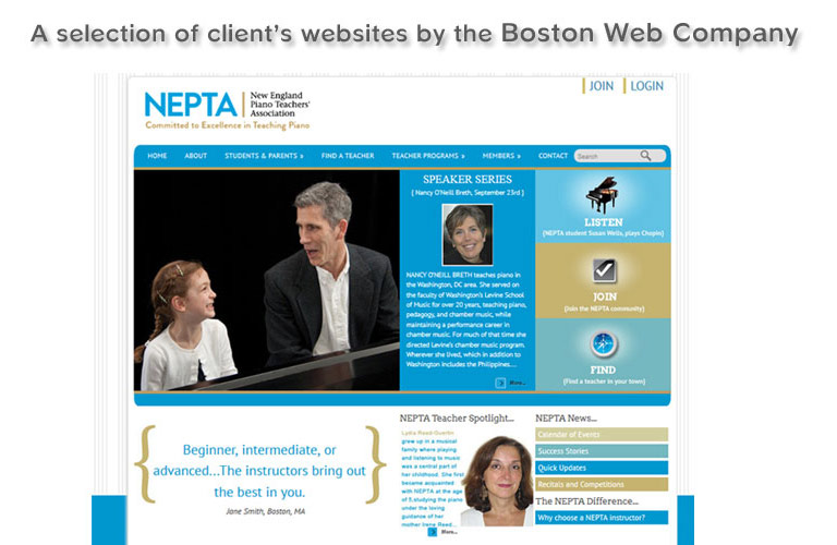 nepta by Boston Web Co